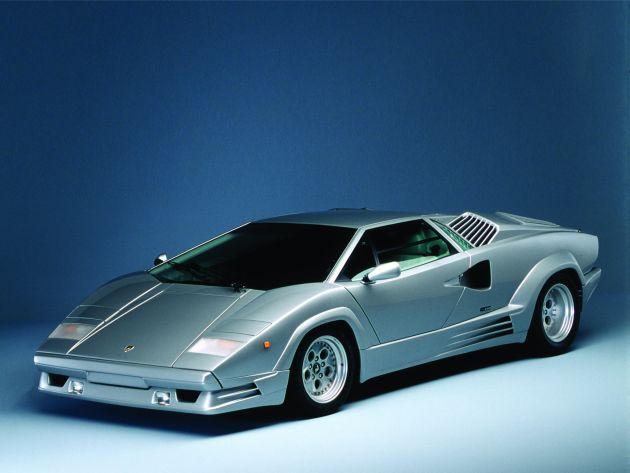 Storia Lamborghini Tutti I Modelli Di Auto Prodotti Dalla